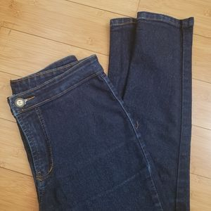 Vintage Chanel High Rise Jeans size 27